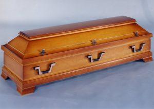 Modell : 23F Kirschbaum furniert Honig