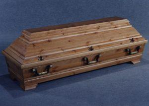 Modell : 2/2 Astkiefer rustikal gebeizt dunkel