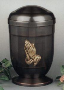 Modell : 41-1S Kupfer Urne