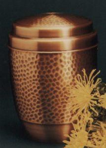 Modell : 57 Kupfer Urne