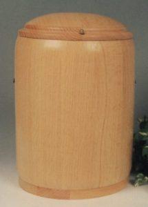 Model: 910 urnă din lemn