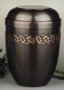 Model: C513-1 urnă din aliaj cupru/CUPATAN