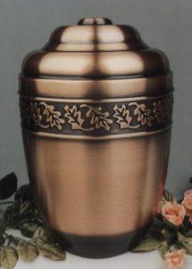 Modell : H513 Kupfer Urne